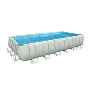 intex 24 ft x 12 ft x 52 in rectangular pool set
