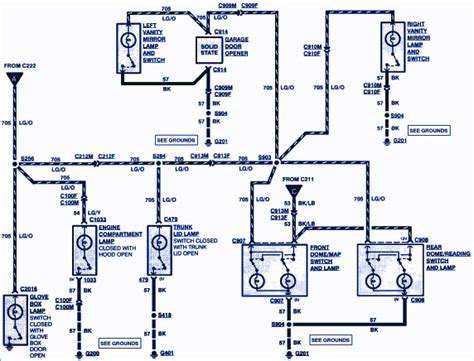 engine wiring diagram 1986 lincoln engine free engine