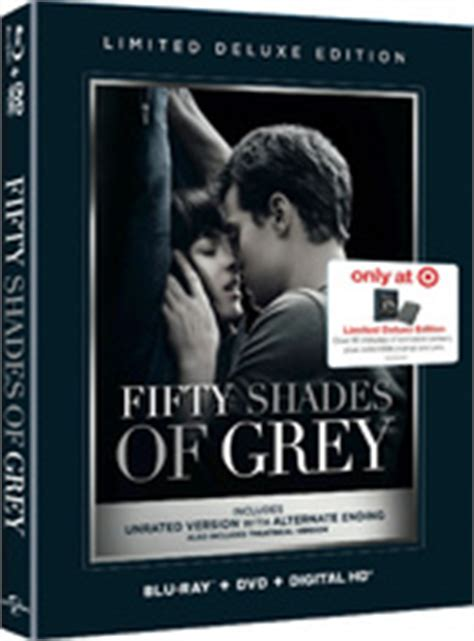 film fifty shades of grey dvd fifty shades of grey blu ray 3 disc limited deluxe