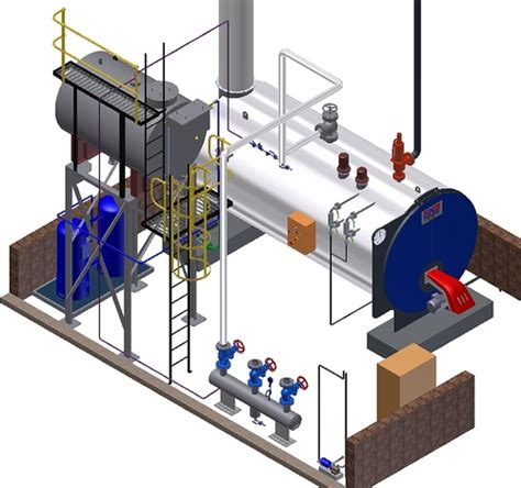 Layout Of Boiler House | boiler house layout