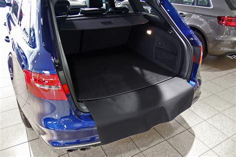 Kofferraumschutz Audi A4 Avant by 2 Teilige Kofferraummatte F 252 R A4 8e B6 B7 Avant