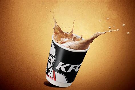 Coffee Kfc kfc is launching edible coffee cups elmens