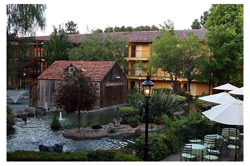hotel deals napa valley ca