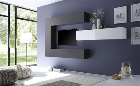 soggiorno moderno bianco soggiorno moderno l 278 cm bianco laccato lucido e grigio