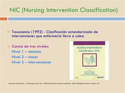Paket Nursing Interventions Classification Nic Ed 6 implementaci n evaluaci n y documentaci n cl nica
