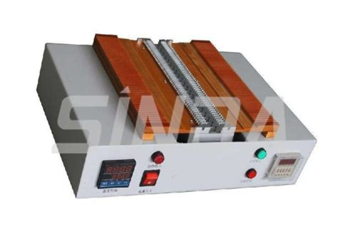 Oven Fiber Fiber Optic Ferrules Curing Oven Horizontal Type For Patch Cord Fiber Optic Ferrules Curing Oven
