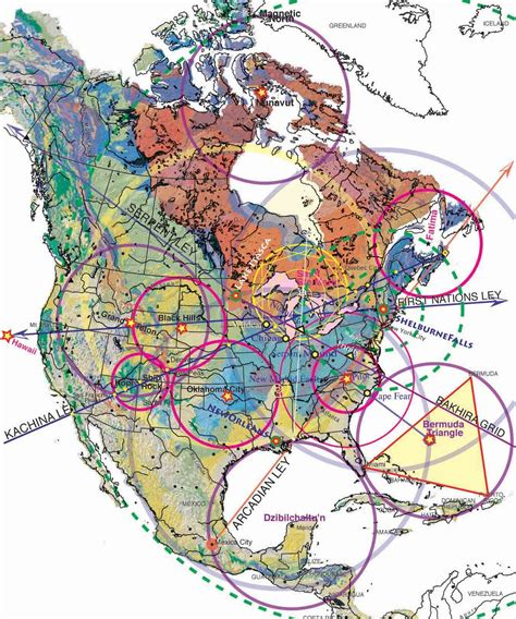 pattern energy new york magnetic ley lines in america geology patterns north