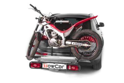 motordrager van towcar