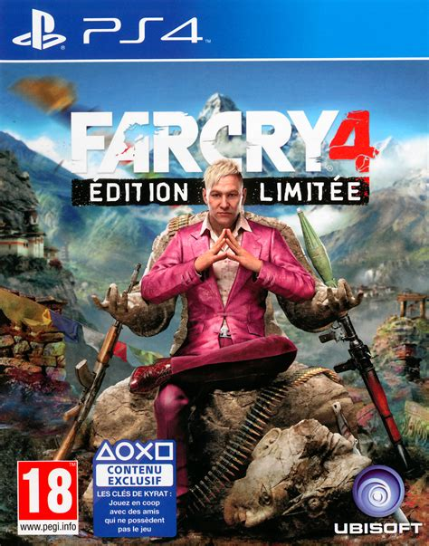 Far Cry 4 Ps4 2nd far cry 4 sur playstation 4 jeuxvideo