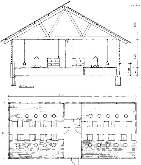 Broiler House Plans Chicken Coop Poultry House How To Build A Chicken Coop That Lasts
