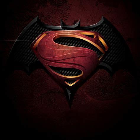 Batman V Superman Logo Wallpaper