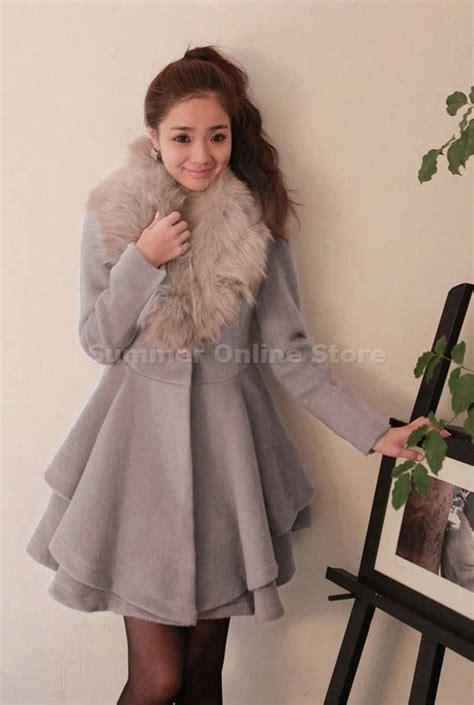 Toko Fashion Korean Style Black Blazer 65 new warm womens fur coat collar jacket outerwear korean style gray black blazer ebay