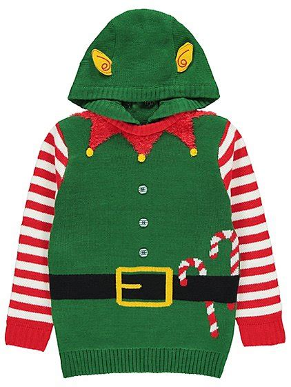 waitrose child christmas jumper jumper george