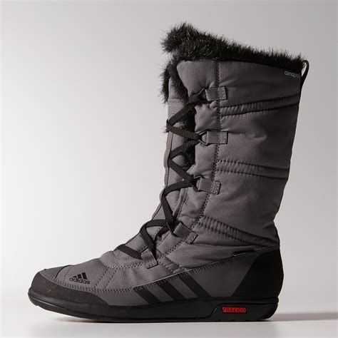 aluminium salts boots a high cut winter boot with full lace up the women s