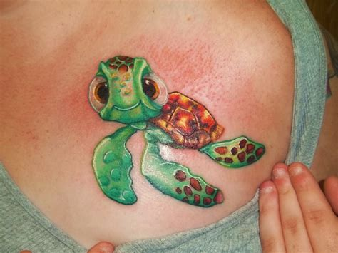 finding nemo tattookevin gordon tattoos