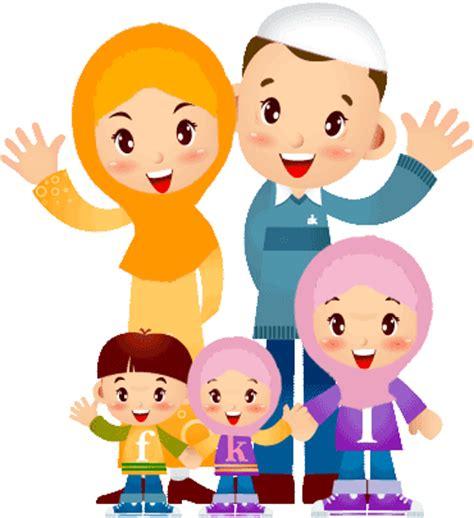 gambar animasi kartun islami lucu gambar kata kata