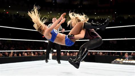 charlotte flair figure 8 match spotlight natalya vs charlotte fightbooth