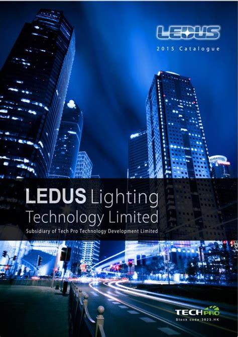 Ledus Led Lighting Manufacturer S Catalogue Lights Catalogue