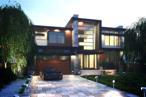 modern home design toronto modern house plans toronto