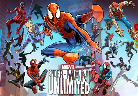 spider man game mod android spider man unlimited mod apk unlimited everything apkvan