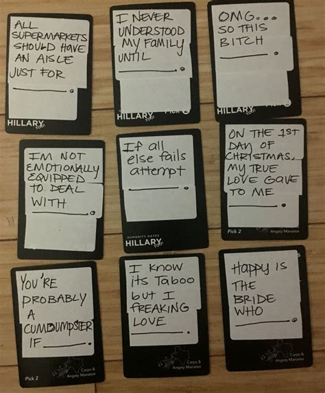 cards against humanity make your own ideas best 25 cards of humanity ideas only on cards