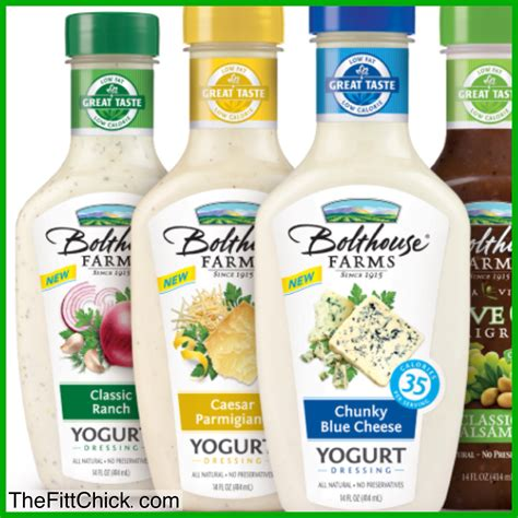 boathouse dressing bolthouse farms salad dressing