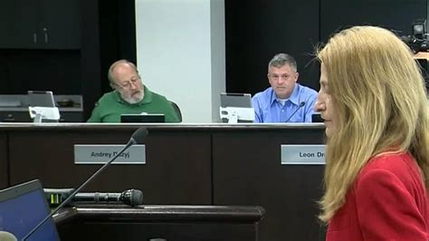 simple report turns heated between macomb county clerk