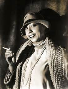 josephine baker in color josephine baker 1920s quot surely the day will come when