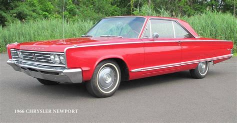 1966 Chrysler Newport For Sale by 1966 Chrysler Newport 2 Dr Hardtop My S Was