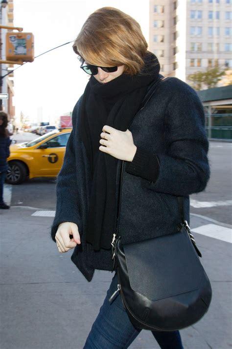 emma stone latest news emma stone out in new york city celebzz celebzz