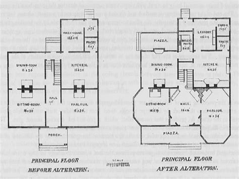 old house blueprints old victorian house floor plans old haunted victorian