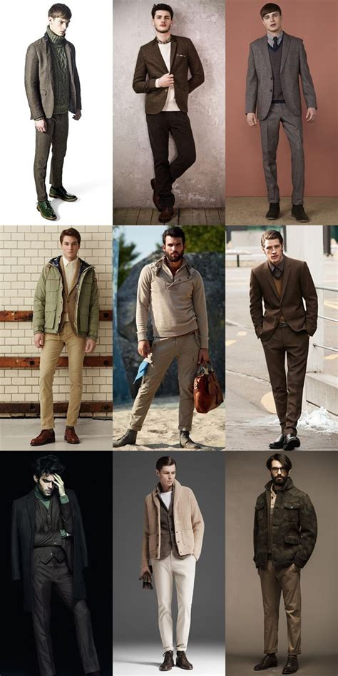 mens aw fashion trend tonal dressing