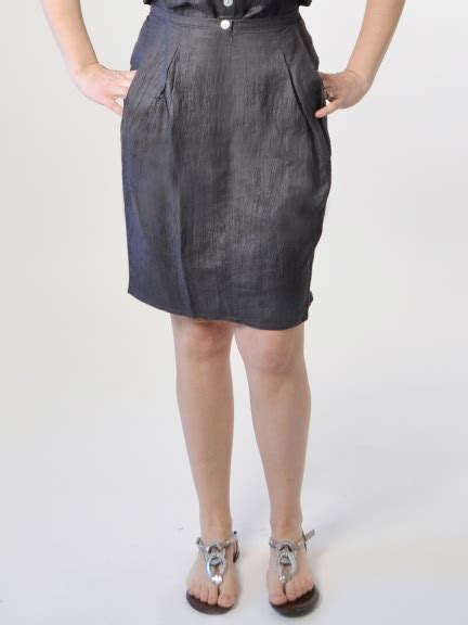 Klok Skirt by Susan Skirt By Klok At Hello Boutique