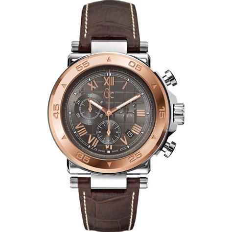 Guess Gc Hs156 Wb For montre gc chronographe dateur cuir marron gc 1 class
