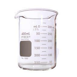 Gelas Beaker Gelas Kimia Herma 50ml pyrex griffin low form 400ml beaker graduated 12pk