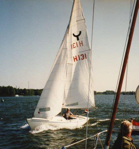 ynling zeilboot yngling advertentie 458534