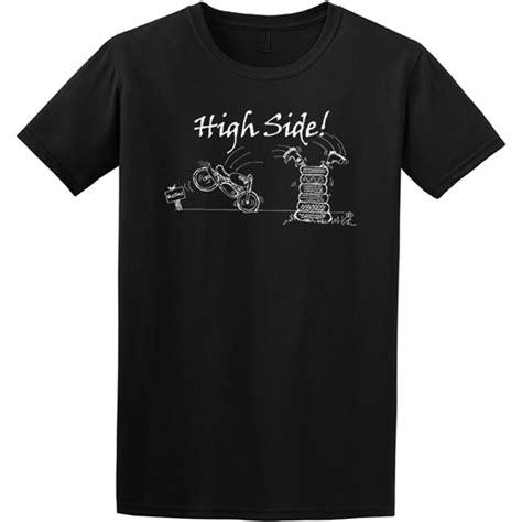 high side edify clothing motorcycle  shirts