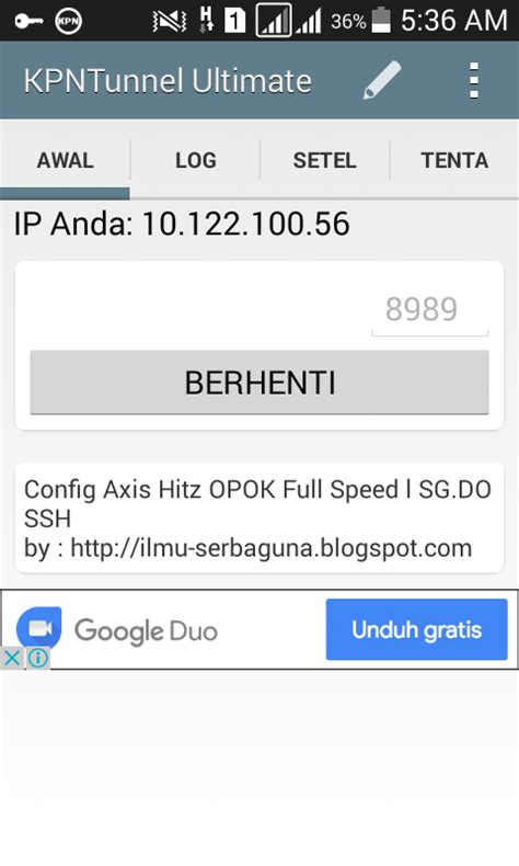 config axis hitz config kpn tunnel ultimate axis hitz opok