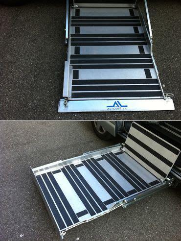 pedane per carrozzine disabili pedana sollevatore disabili sotto telaio aut ausili per