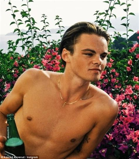 romeo beckham lookism konrad annerud photos swedish leonardo dicaprio lookalike