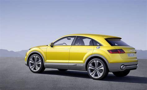 Audi Tt 4x4 by Audi Tt Concept Le Suv Coup 233 224 4 Portes Automobile