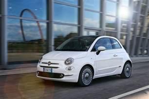 Fiat Of La La Fiat 500 Re 231 Oit De Petites Retouches Pour Ses 8 Ans