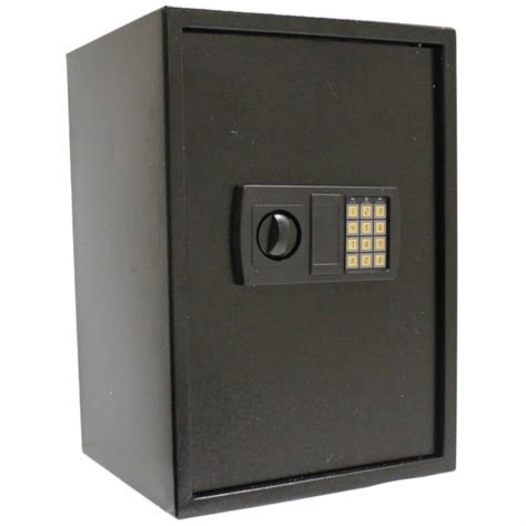 large black 350x310x500 steel home security safe