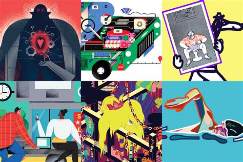best illustrators 18 top illustrators tell us their ideas on how to