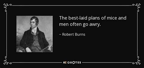 The Best Laid Plans by The Best Laid Plans Quote Quotes