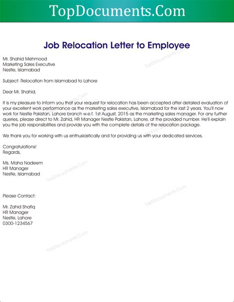 how to address relocation in a cover letter relocation letter sle seatle davidjoel co