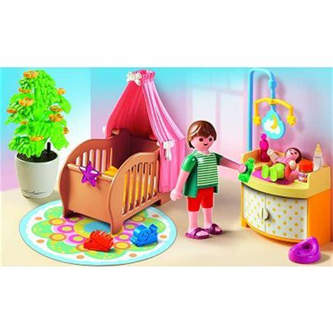 chambre de bébé playmobil playmobil 5334 chambre de b 233 b 233 avec berceau avenue des