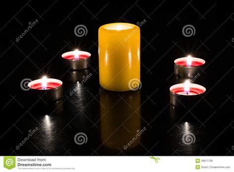 candle lighting times cleveland lighting in dark stock photo cartoondealer com