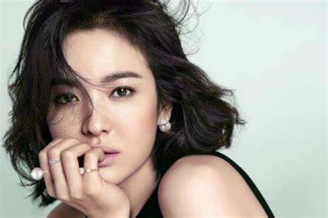 Model Rambut Song Hye Kyo by 10 Gaya Rambut Song Hye Kyo Yang Bisa Kamu Tiru Cantik
