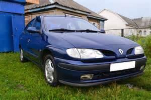 Renault Megane 1997 1997 Renault Megane Classic La Pictures Information